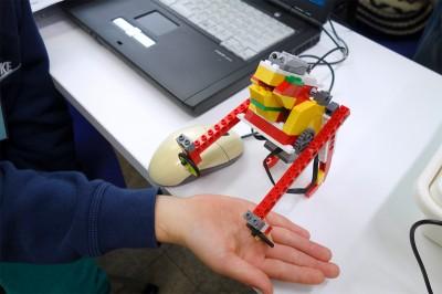 平成26年度 ITロボットこうざ第5回の様子02