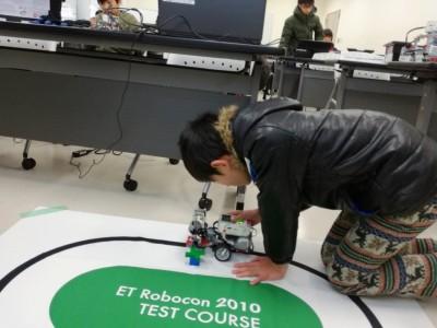 平成29年度 ITロボットこうざ第3回の様子02